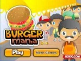 jeux de cuisine burger jeux de cuisine burger mania