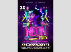 Neon Party Curaçao Party Guide