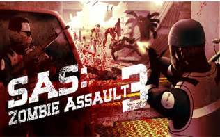 SAS Zombie Assault 3 | Zombie Games, best flash games about zombies