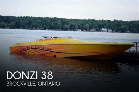 Donzi Zr Boats For Sale by Donzi 38 Boats For Sale
