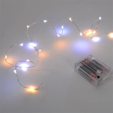 Lichterketten Led Innen by Led Micro Batterie Lichterkette 20 Led Weihnachten Deko