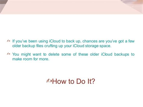 how to get rid of on iphone how to get rid of i cloud backups on your iphone
