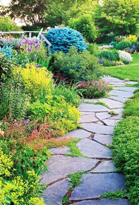 Backyard Path by 9 Ways To Create A Garden Path Midwest Living