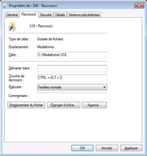ouvrir un dossier avec un raccourci clavier m 233 diaforma