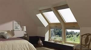 Lucarne De Toit Velux : fen tre de toit ou velux faire son choix fen tre01 ~ Melissatoandfro.com Idées de Décoration