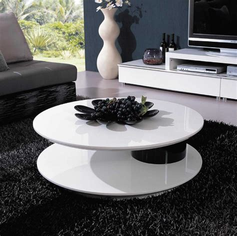 black and white table l furniture coffee table modern coffee table black home