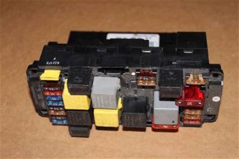 2008 Mercede 230 Fuse Box 01 07 mercedes w203 c230 c320 front sam module fuse box