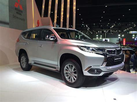 Lançamento!!! Mitsubishi Pajero Sport 2019 (7 Fotos