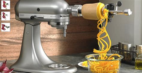 Kitchenaid Spiralizer For Sale by Best Deal Kitchen Aid Spiralizer Attachment Coupons 4 Utah