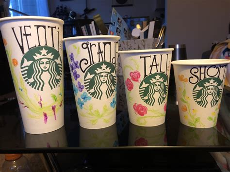 Explore everything you never knew about the history of starbucks canada as well as their menu with prices. Starbucks Coffee Cup Sizes In Oz - How To Get Free V Bucks In Fortnite On Mobile