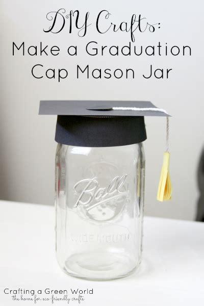 diy crafts   graduation cap mason jar crafting