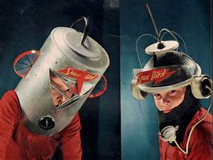Make Your Own 1950s Space Patrol Helmets ...