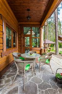 17 Unbelievable Rustic Porch Designs That Will Make Your ...  Rustic