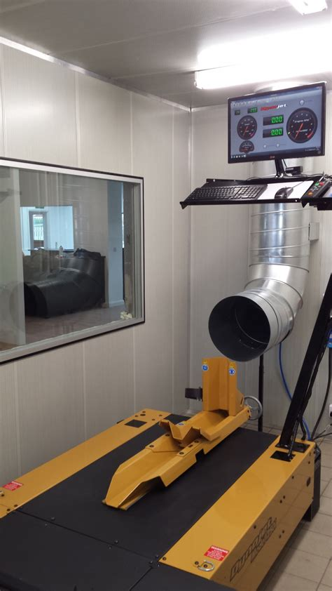 dynojet test booth diagnostics  dynamometers