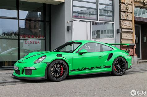 Is there a more consistent so, of 991 types of 911, there was 991 1st generation gt3 and gt3 rs, then 991 2nd generation gt3, then turbocharged gt2 rs, and now gt3 rs, the 911. Porsche 991 GT3 RS - 21 March 2017 - Autogespot