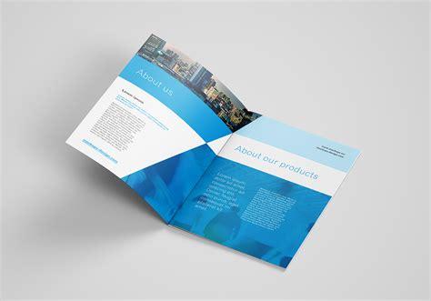 brochure mockup  behance