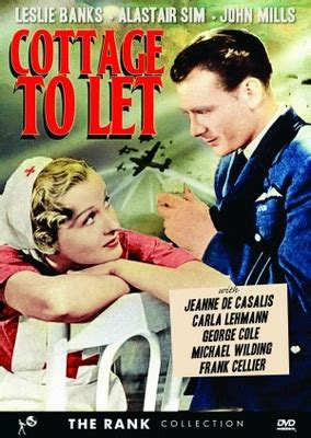 Cottage To Let Cottage To Let Poster 1078188 Movieposters2