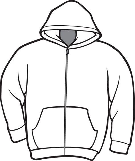 Hoodie Clipart Black Sweatshirt Clipart Www Imgkid The Image Kid