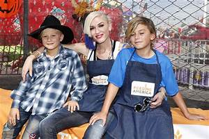 Gwen Stefani Kids Are Growing up Fast — See What They Look ...