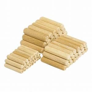 Cheville Bois 4mm : 30 chevilles bois d10x40mm cheville cheville vis ~ Premium-room.com Idées de Décoration