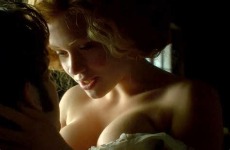 Jennie Jacques Ass And Nipples In Desperate Romantics