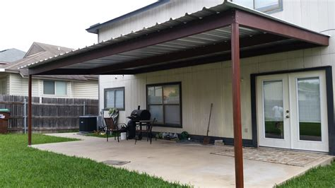 arrow free standing patio cover carport 10 x 20 28
