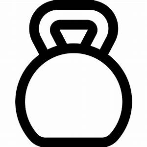 Kettlebells - Free sports icons