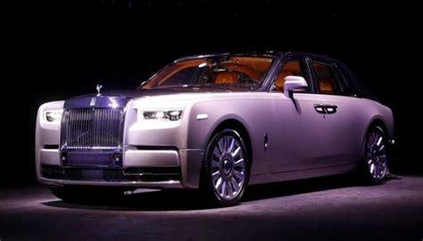 Mobil Rolls Royce Phantom by Soal Rolls Royce Herman Hery Punya Saya Warna Putih B 88