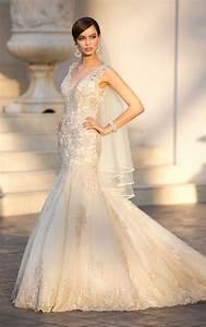 wedding dress backless wedding dress stella york With stella york wedding dresses near me