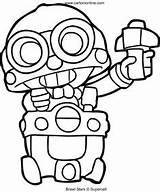 Coloring Nun Stars Fictional Comics Characters Printable Drawings �ראול סטארס דפי צ�יעה Comic sketch template