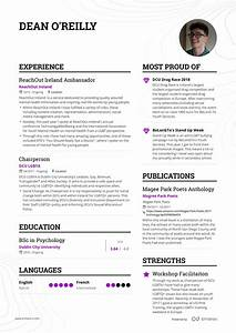 How To Make A Resume For Students With No Experience Real Student Resume Example Enhancv