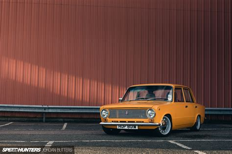 The Unusual Suspect: A Lada With Attitude - Speedhunters