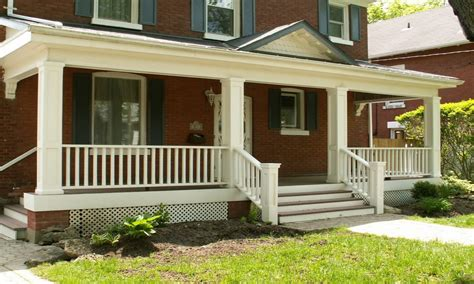 front porch building ideas brick siding ideas build wooden porch railings wood front porch railing ideas interior designs