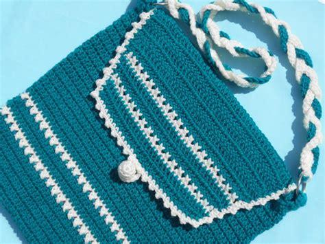 shoulder bag crochet pattern favecraftscom