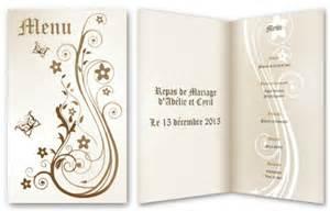 menu mariage a imprimer menu de fête gratuit à imprimer les papillons a imprimer