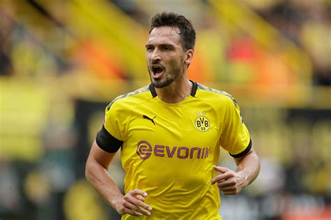 Join the discussion or compare with others! Mats Hummels: Adjusting to life back at Borussia Dortmund ...