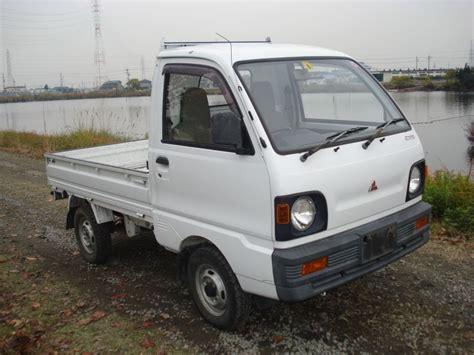 mitsubishi minicab mitsubishi minicab truck 4wd 1993 used for sale