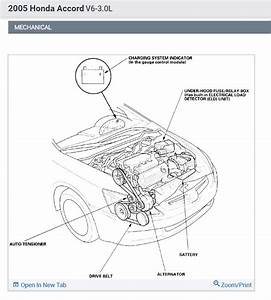 Serpentine Belt Diagram  Please Can You Send Me A Diagram