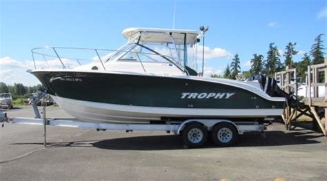 Trophy Boats For Sale Wa by Trophy 2502 Boats For Sale In Washington