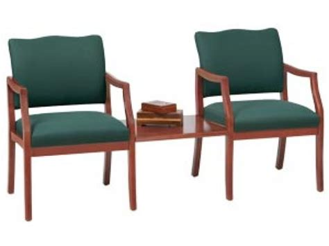 Franklin Reception Arm Chairs With Center Table Lfr-2856