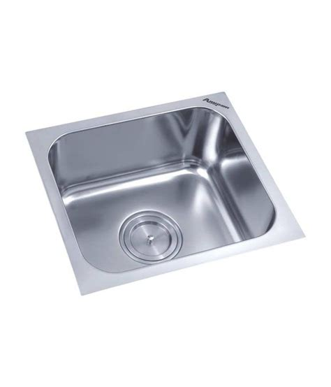 what to do when the kitchen sink is clogged buy anupam kitchen sink on snapdeal paisawapas 2270
