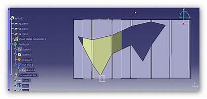 Sheetmetal Generative Useful Tutorial