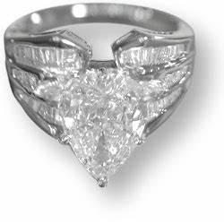 unclaimed diamonds wedding ring mini bridal With unclaimed diamonds wedding ring