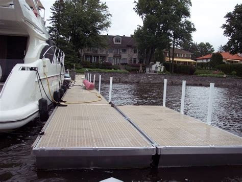Boat Lifts For Sale Vermont by Northeast Dock Sales Aluminum Docks Swimming Platforms