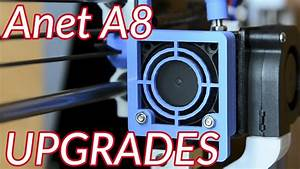 Anet A8 - Upgrades