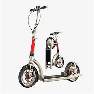 Mach1 E Scooter : electric scooter 3d cgtrader ~ Jslefanu.com Haus und Dekorationen