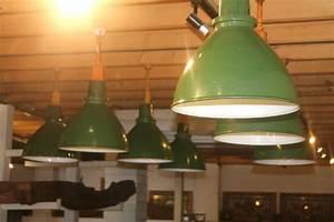 Reclaimed vintage original thorlux industrial ceiling