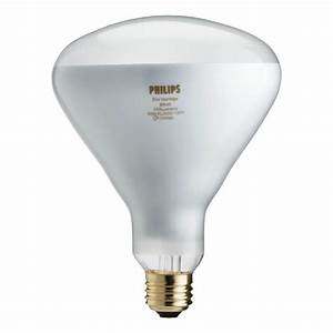 Philips watt equivalent halogen br flood light bulb
