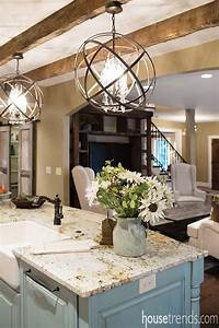Kitchen island pendant lighting design : Awesome kitchen lighting ideas