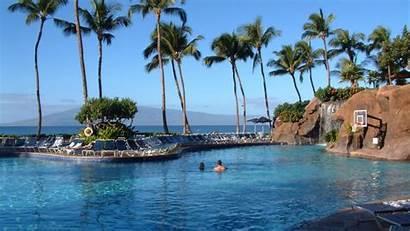 Swimming Pool Hotel Entertainment Desktop Wallpapers Recreation